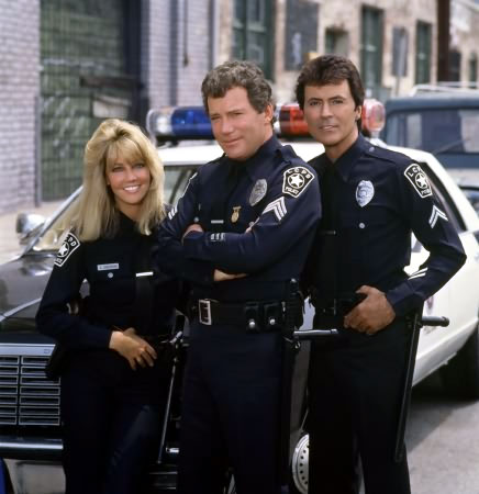 Bild Heather Locklear, James Darren, William Shatner