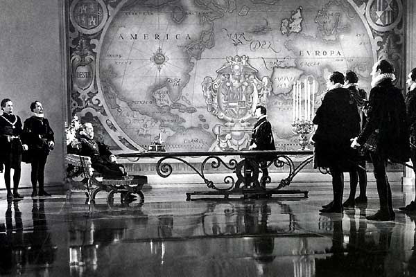 Der Herr der sieben Meere : Bild Michael Curtiz