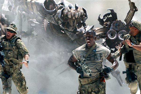 Transformers : Bild Tyrese Gibson