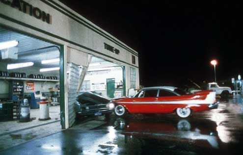 Christine : Bild John Carpenter