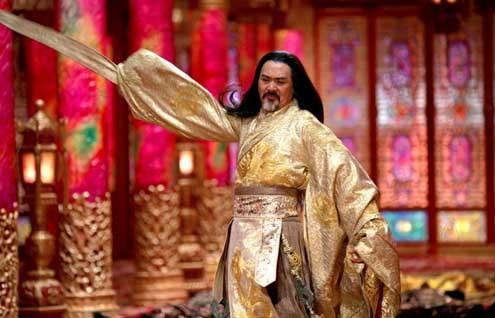 Der Fluch der goldenen Blume : Bild Chow Yun-Fat, Zhang Yimou