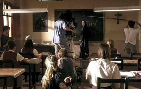 The Nun : Bild Cristina Piaget, Luis De La Madrid