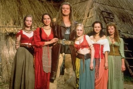 The New Adventures of Robin Hood : Bild Richard Ashton