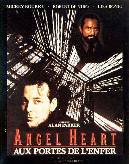 Angel Heart : Bild Mickey Rourke, Robert De Niro