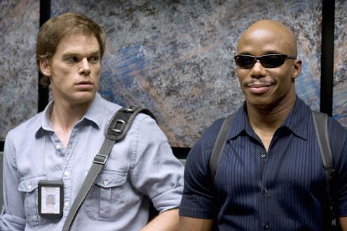 Dexter : Bild Erik King, Michael C. Hall