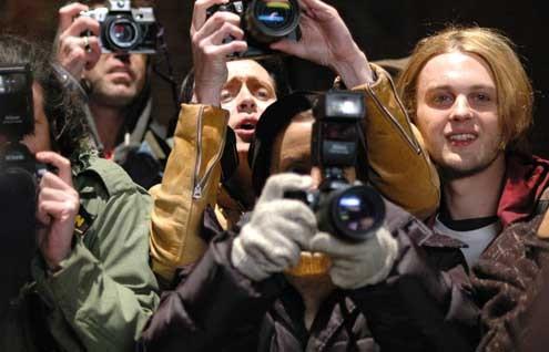 Bild Michael Pitt, Steve Buscemi, Tom DiCillo