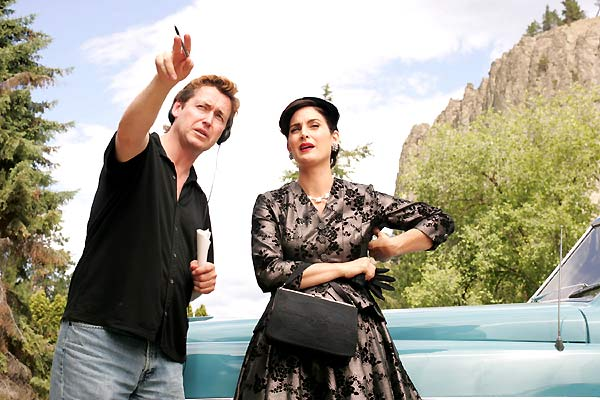 Fido : Bild Andrew Currie, Carrie-Anne Moss