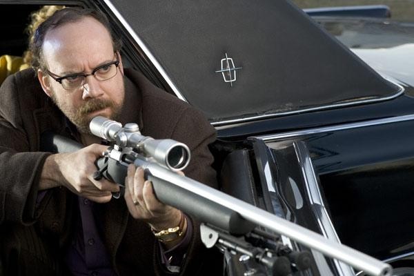 Shoot 'Em Up : Bild Michael Davis, Paul Giamatti