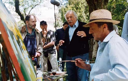 Dialog mit meinem Gärtner : Bild Daniel Auteuil, Jean Becker, Jean-Pierre Darroussin