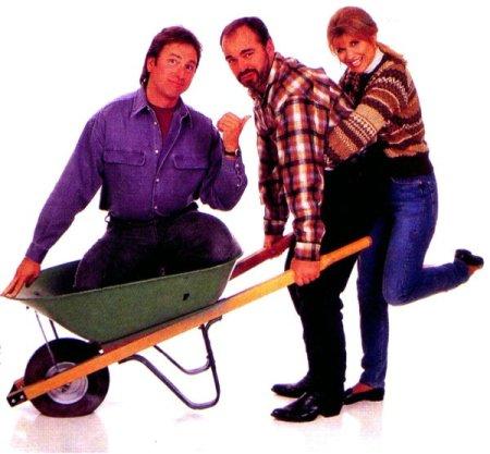 Bild Billy Bob Thornton, John Ritter, Markie Post