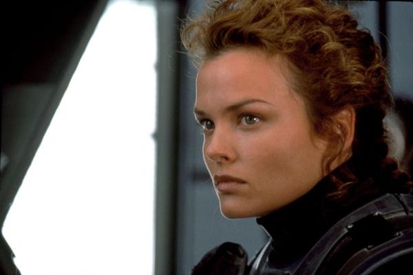 Starship Troopers : Bild Dina Meyer