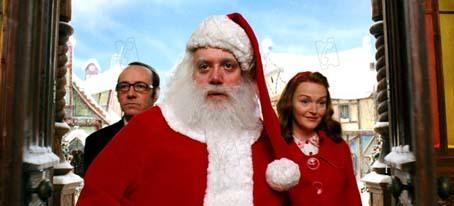 Die Gebrüder Weihnachtsmann : Bild Kevin Spacey, Miranda Richardson, Paul Giamatti