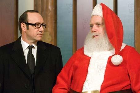 Die Gebrüder Weihnachtsmann : Bild Kevin Spacey, Paul Giamatti