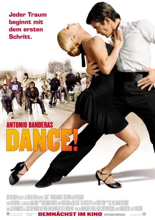 Dance! : Kinoposter