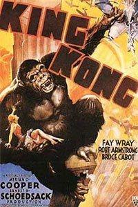 King Kong und die weiße Frau : Kinoposter