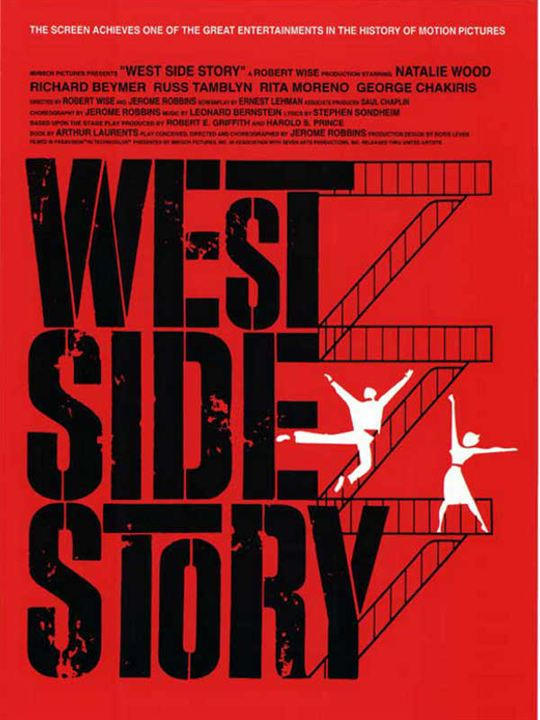 West Side Story : Kinoposter