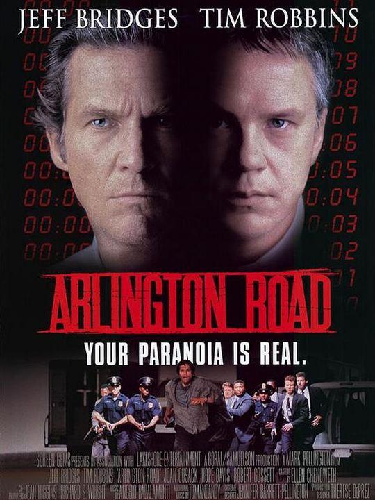 Arlington Road : Kinoposter