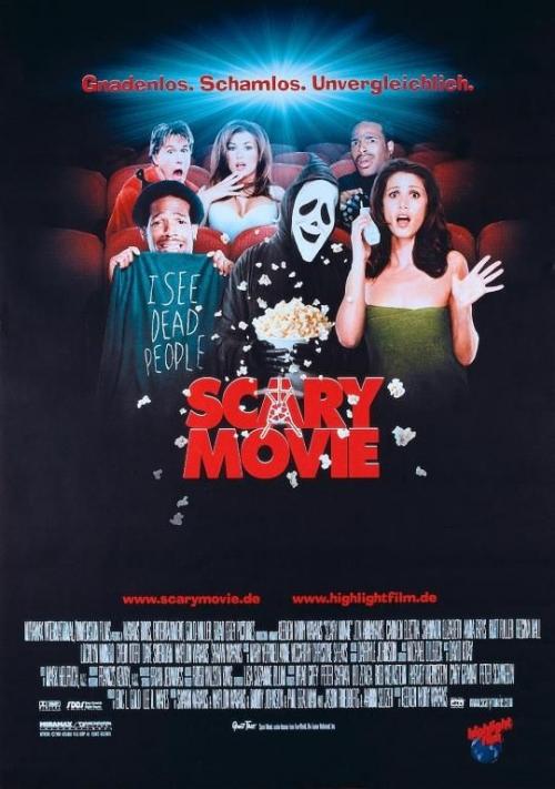 Scary Movie : Kinoposter