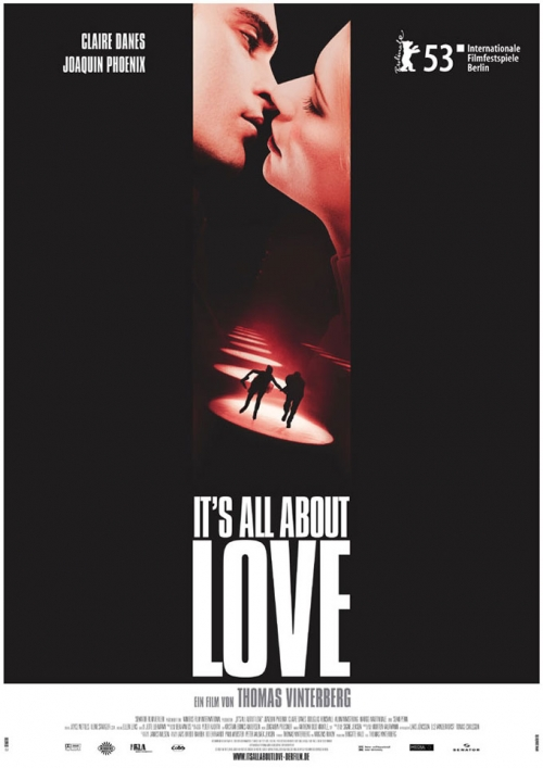 It´s All About Love : Kinoposter