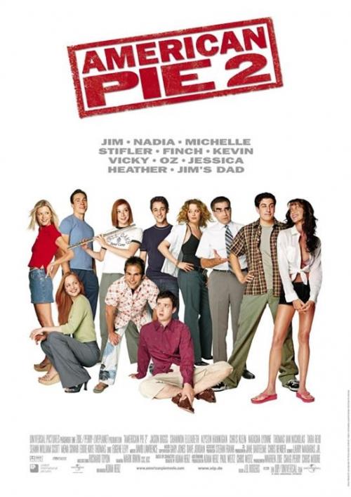 American Pie 2 : Kinoposter