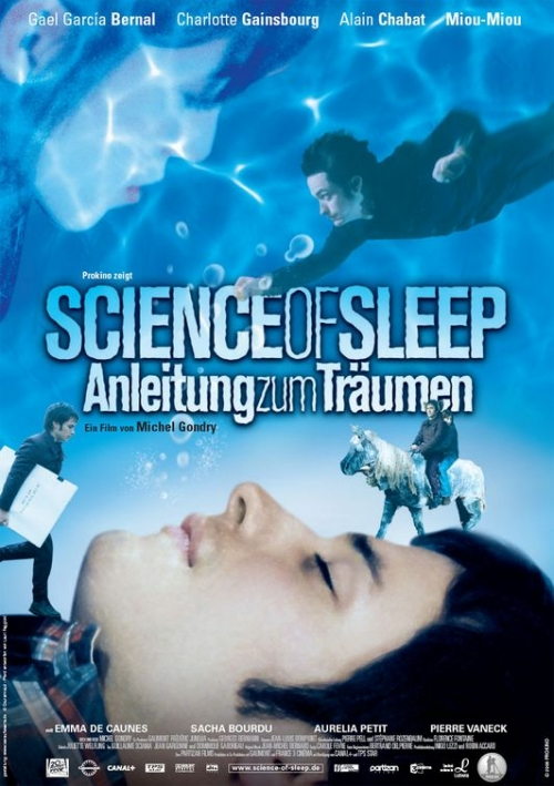 Science of Sleep - Anleitung zum Träumen : Kinoposter