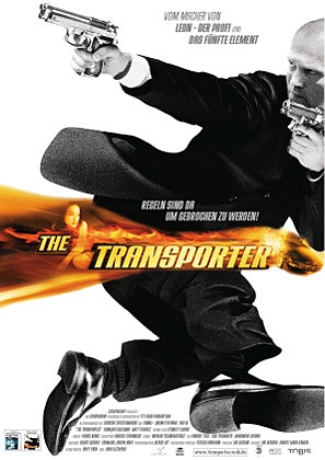 The Transporter : Kinoposter