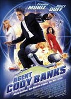 Agent Cody Banks : Kinoposter