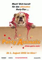 Party Animals - Wilder geht's nicht : Kinoposter