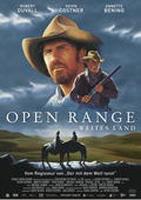 Open Range - Weites Land : Kinoposter
