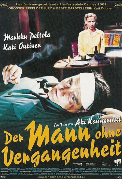 Der Mann ohne Vergangenheit : poster
