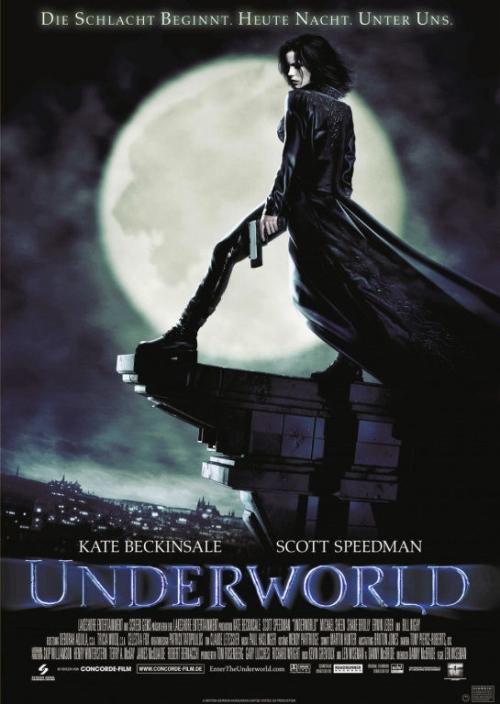 Underworld : Kinoposter