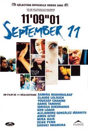 11'09''01 - September 11 : Kinoposter