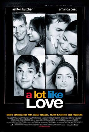 So was wie Liebe : Kinoposter