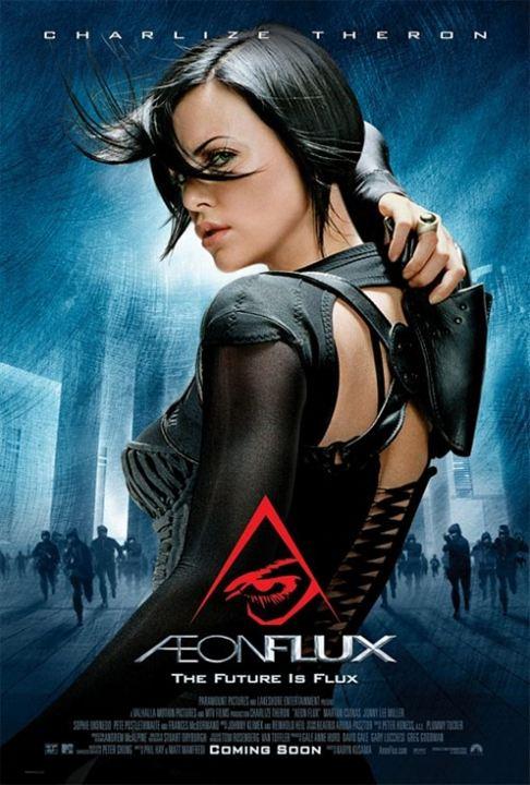 Æon Flux : Kinoposter