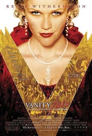 Vanity Fair – Jahrmarkt der Eitelkeit : Kinoposter