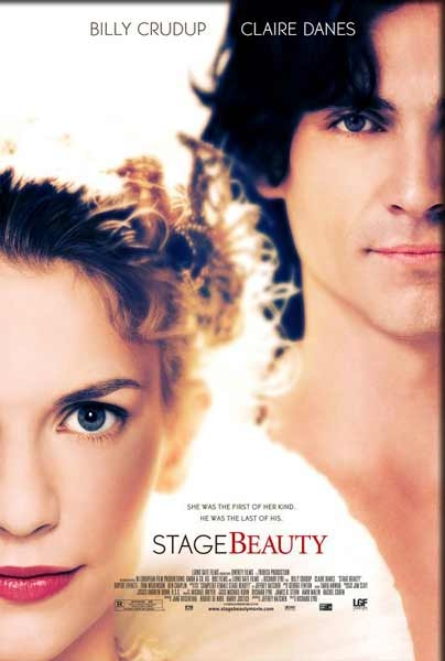 Stage Beauty : poster