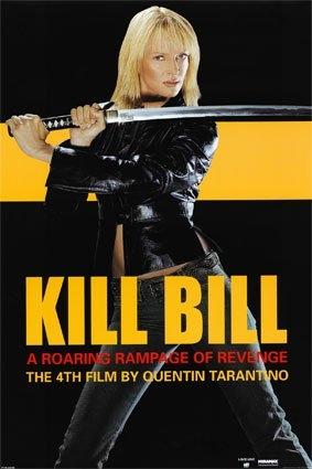 Kill Bill Vol.2 : Kinoposter