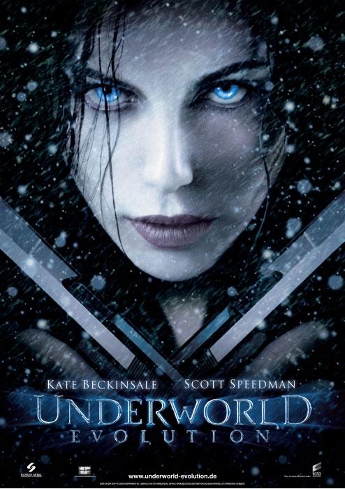 Underworld: Evolution : Kinoposter