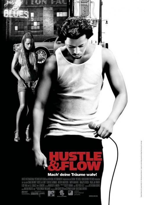 Hustle & Flow : poster