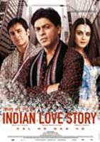 Indian Love Story - Lebe und Denke Nicht An Morgen : Kinoposter