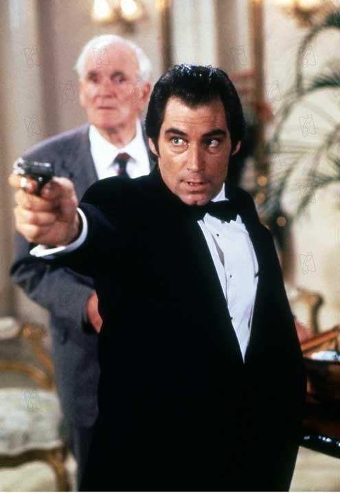 James Bond 007 - Lizenz zum Töten : Bild Desmond Llewelyn, John Glen, Timothy Dalton