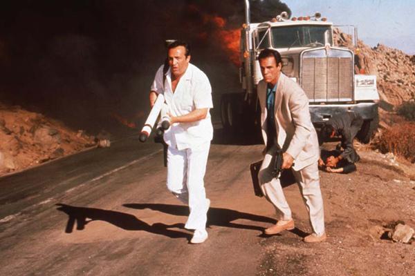James Bond 007 - Lizenz zum Töten : Bild John Glen, Robert Davi