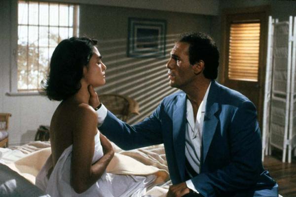 James Bond 007 - Lizenz zum Töten : Bild John Glen, Robert Davi, Talisa Soto