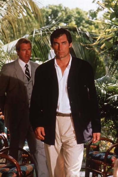 James Bond 007 - Lizenz zum Töten : Bild John Glen, Timothy Dalton