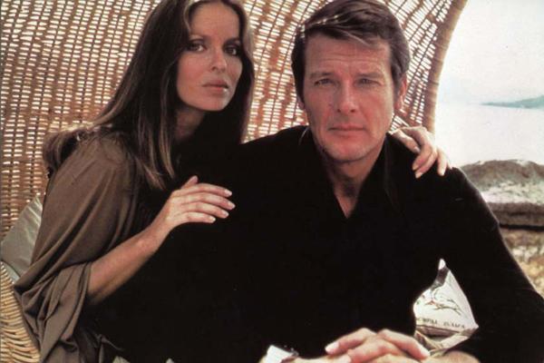 James Bond 007 - Der Spion, der mich liebte : Bild Barbara Bach, Roger Moore