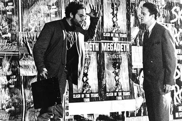 The Player : Bild Robert Altman, Tim Robbins, Vincent D'Onofrio