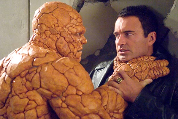 Fantastic Four: Rise of the Silver Surfer : Bild Julian McMahon, Michael Chiklis