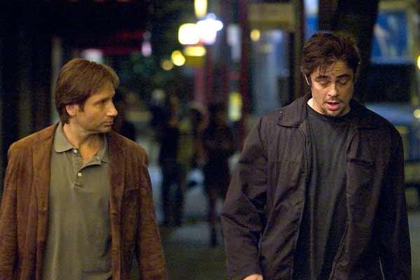 Eine neue Chance : Bild Benicio Del Toro, David Duchovny