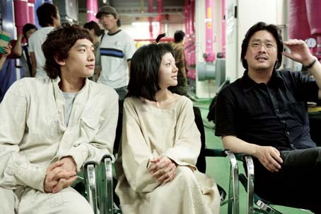 I'm a Cyborg, But That's Ok : Bild Lim Soo-Jung, Park Chan-Wook, Rain