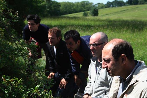 Bild Arnaud Henriet, Bruno Solo, Jean-Noël Brouté, Kad Merad, Philippe Lefebvre